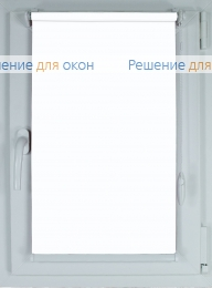 Рулонные шторы КОМПАКТ АЛЛЕГРО XXL 1000 белый от производителя жалюзи и рулонных штор РДО