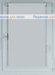 Рулонные шторы КОМПАКТ АЛЛЕГРО XXL 9165 светло-серый от производителя жалюзи и рулонных штор РДО
