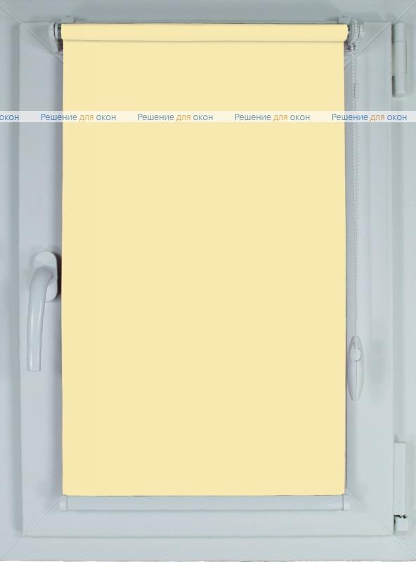 Рулонные шторы КОМПАКТ АЛЛЕГРО Б/О 1020 старый лен от производителя жалюзи и рулонных штор РДО