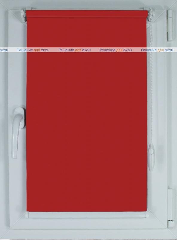 Рулонные шторы КОМПАКТ АЛЛЕГРО Б/О 8167 сангина от производителя жалюзи и рулонных штор РДО
