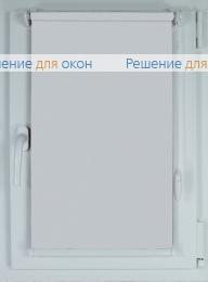 Рулонные шторы КОМПАКТ АЛЛЕГРО Б/О XXL 9165 светло-серый от производителя жалюзи и рулонных штор РДО