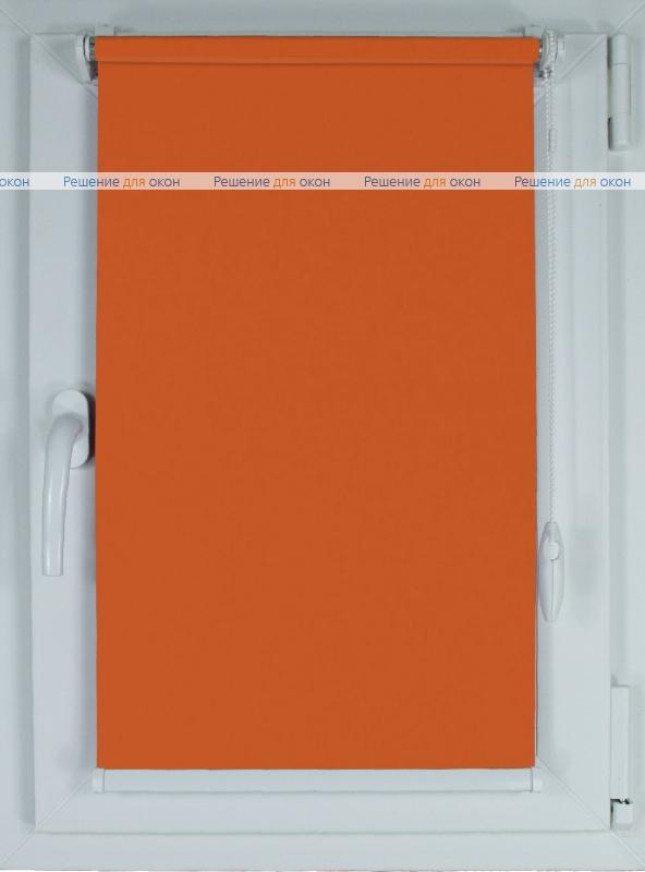 Рулонные шторы КОМПАКТ АЛЛЕГРО ПЕРЛ 1600 терракот от производителя жалюзи и рулонных штор РДО