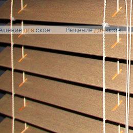Жалюзи горизонтальные 50 мм, арт. American Walnut от производителя жалюзи и рулонных штор РДО