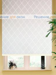 РК-65 Бокс квадрат на большие окна, Коробные рулонные шторы РК-65 Бокс квадрат АРАБЕСКА от производителя жалюзи и рулонных штор РДО