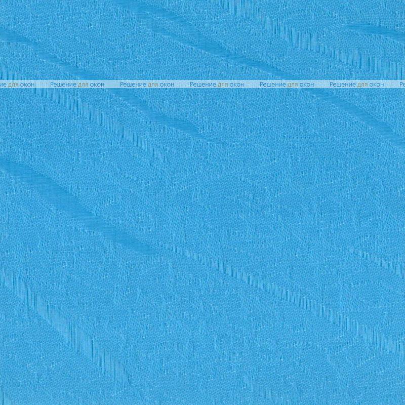 Вертикальные ламели ( без карниза ) АРИЕЛЬ 101 голубой от производителя жалюзи и рулонных штор РДО