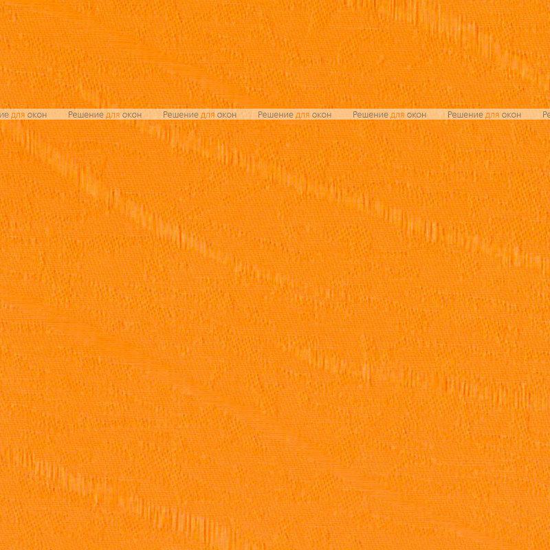 Вертикальные ламели ( без карниза ) АРИЕЛЬ 3499 оранжевый от производителя жалюзи и рулонных штор РДО