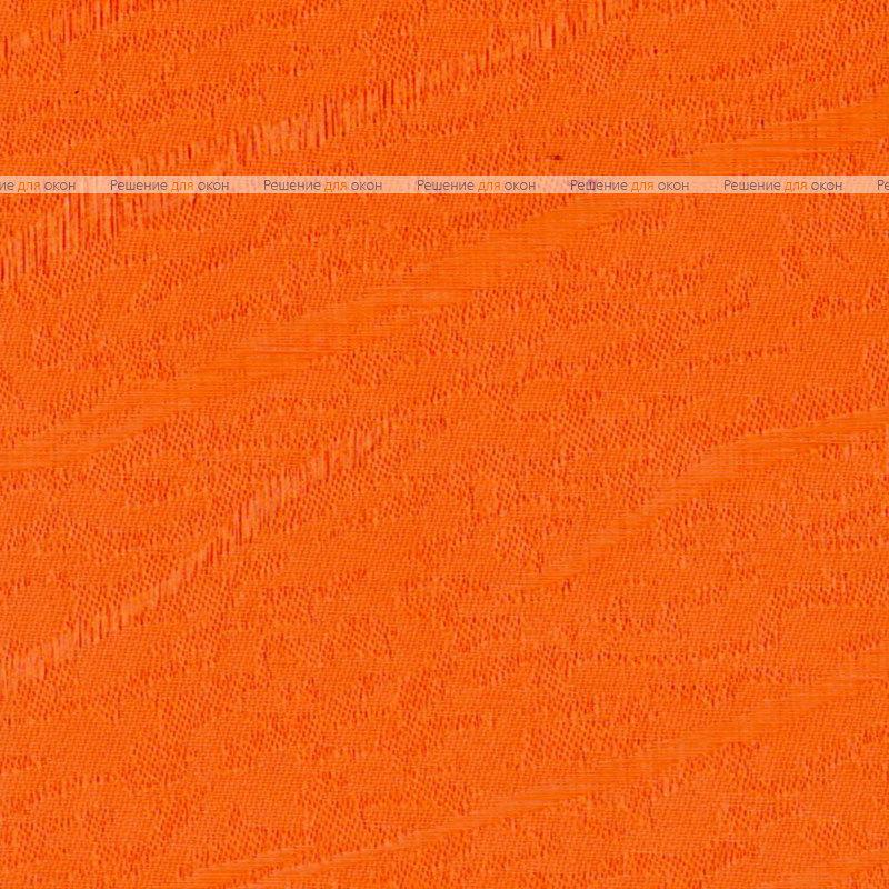 Вертикальные ламели ( без карниза ) АРИЕЛЬ 4290 апельсин от производителя жалюзи и рулонных штор РДО