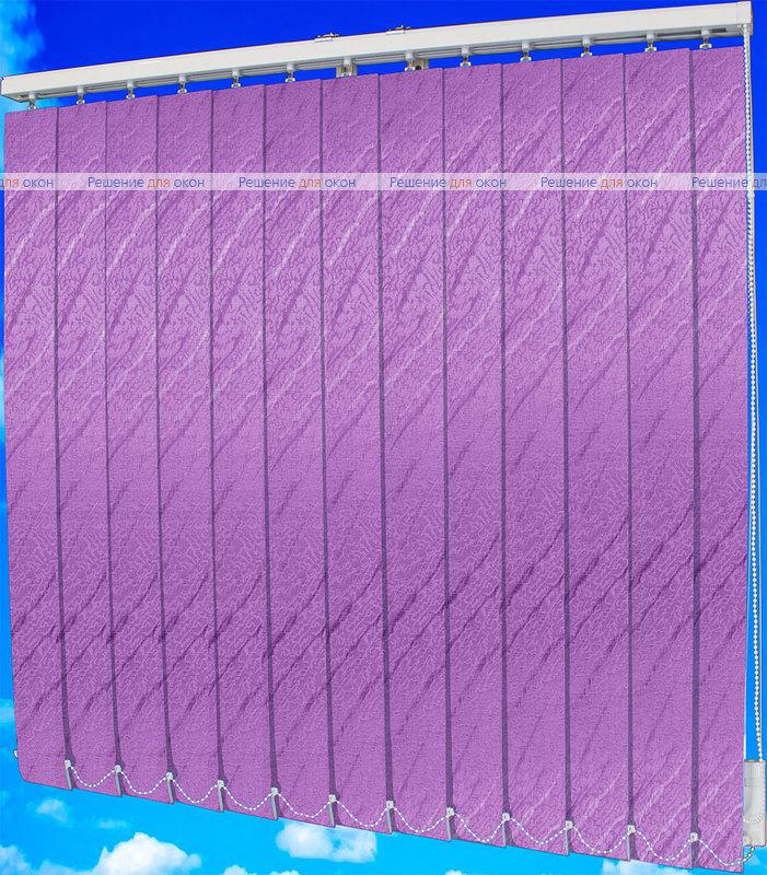 Жалюзи вертикальные АРИЕЛЬ 4803 сиреневый от производителя жалюзи и рулонных штор РДО