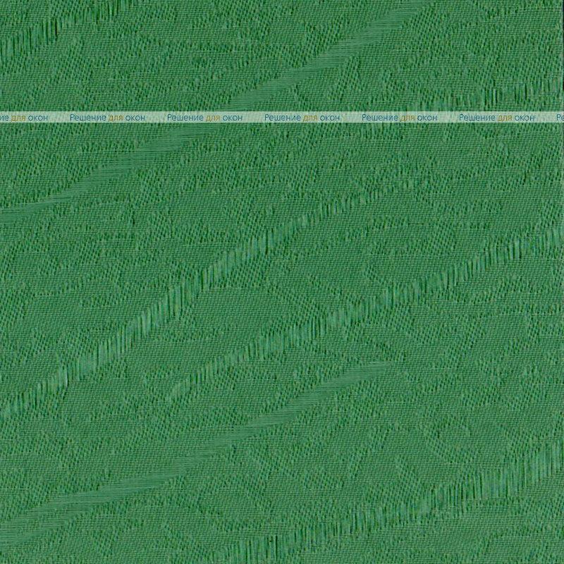 Вертикальные ламели ( без карниза ) АРИЕЛЬ 5612 темно-зеленый от производителя жалюзи и рулонных штор РДО