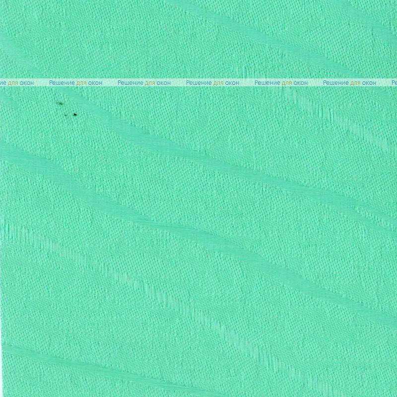Вертикальные ламели ( без карниза ) АРИЕЛЬ 5992 бирюза от производителя жалюзи и рулонных штор РДО