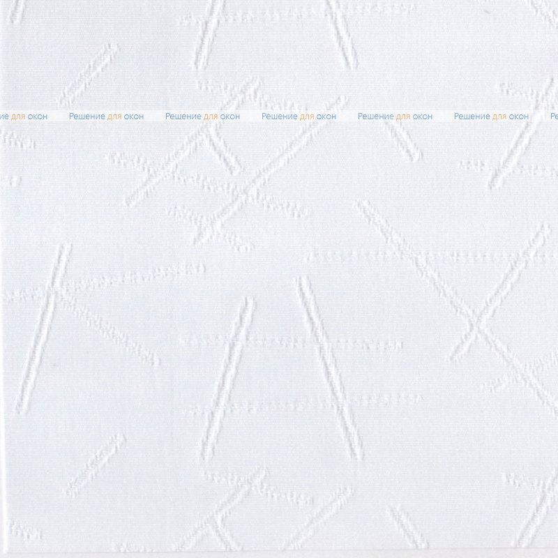 Вертикальные ламели ( без карниза ) БАНСАЙ 41 белый от производителя жалюзи и рулонных штор РДО