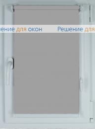 Рулонные шторы КОМПАКТ БЕРЛИН Б/О 054 светло-серый от производителя жалюзи и рулонных штор РДО