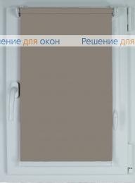 Рулонные шторы КОМПАКТ БЕРЛИН Б/О 203 темно-серый от производителя жалюзи и рулонных штор РДО