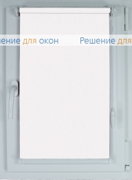 Рулонные шторы КОМПАКТ БЕРЛИН ШАЙН 1001 от производителя жалюзи и рулонных штор РДО