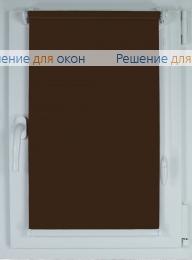 Рулонные шторы КОМПАКТ БЕРЛИН СИЛЬВЕР XL 066 коричневый от производителя жалюзи и рулонных штор РДО