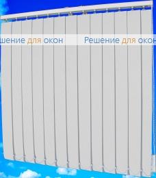 Жалюзи вертикальные БЛИЗЗАРД  011 белый от производителя жалюзи и рулонных штор РДО