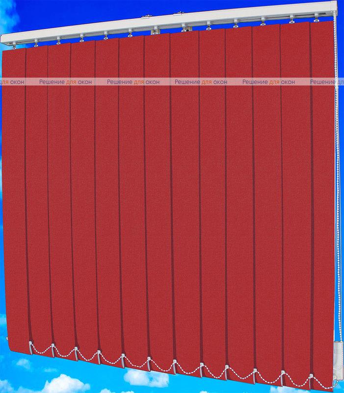 Жалюзи вертикальные БЛИЗЗАРД  4858 фуксия от производителя жалюзи и рулонных штор РДО