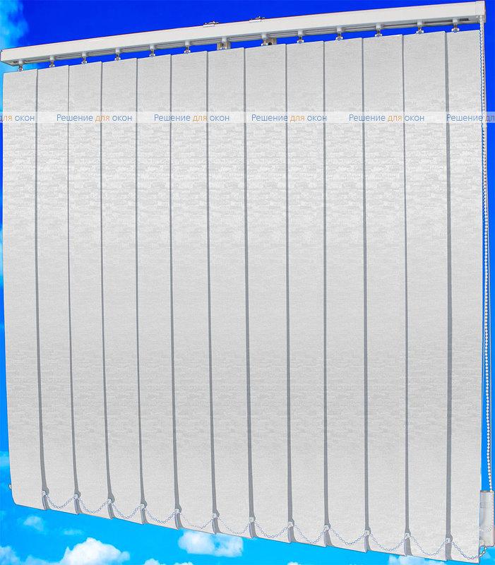 Жалюзи вертикальные БРИЗ 01 белый от производителя жалюзи и рулонных штор РДО