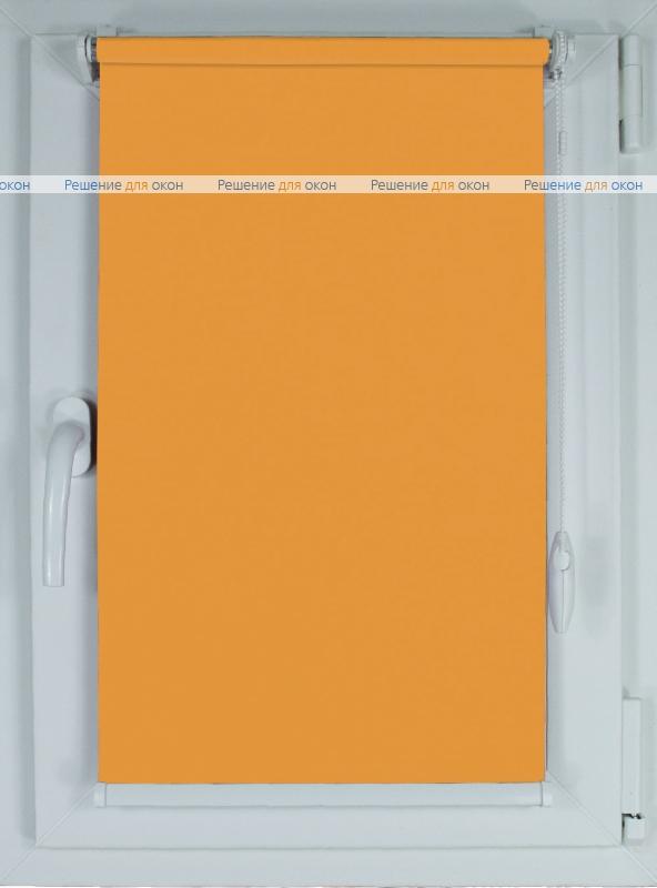 Рулонные шторы КОМПАКТ КАИР 03 золото от производителя жалюзи и рулонных штор РДО