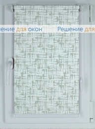 Рулонные шторы КОМПАКТ КАННЫ Б/О 4 белый от производителя жалюзи и рулонных штор РДО