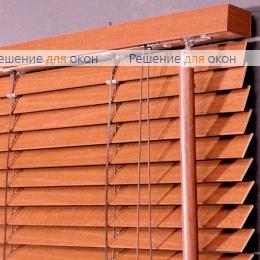 25мм, Жалюзи горизонтальные 25 мм, арт. Cherry Wood от производителя жалюзи и рулонных штор РДО