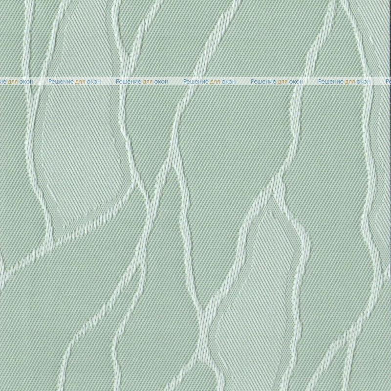 Вертикальные ламели ( без карниза ) ЖАККАРД БЛЭКАУТ зелёный от производителя жалюзи и рулонных штор РДО