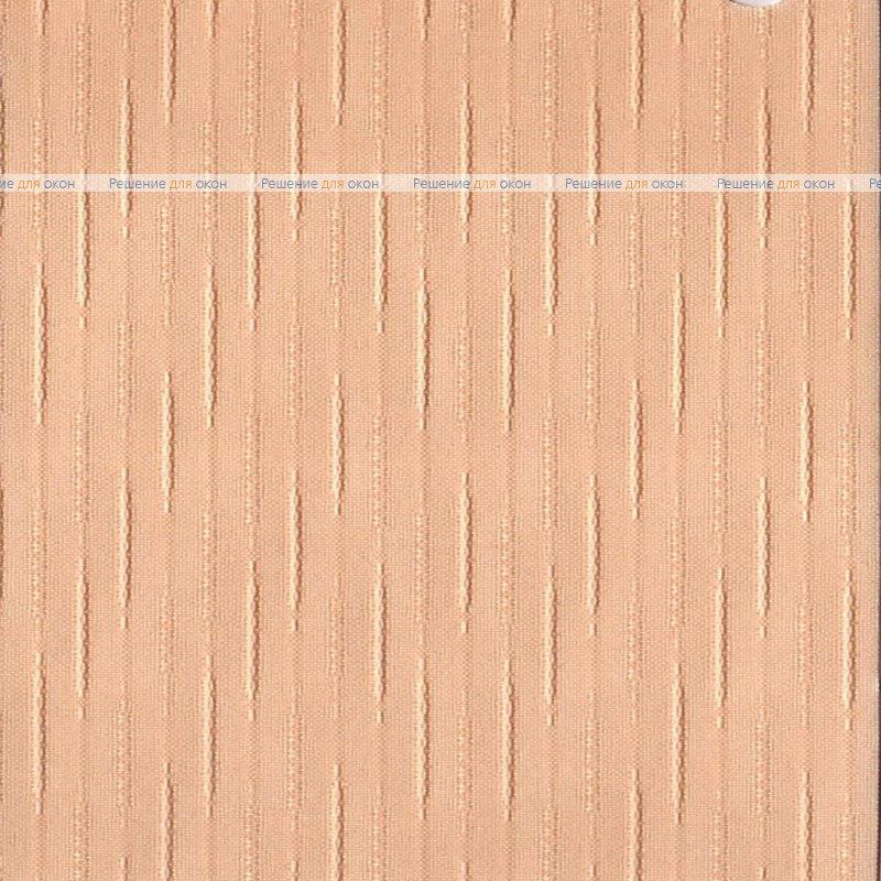 Вертикальные ламели ( без карниза ) ДОЖДЬ 04 персик от производителя жалюзи и рулонных штор РДО