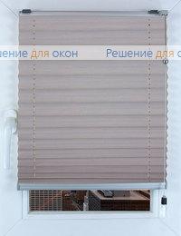 Прямоугольные формы. Веревочное управление., Плиссе Флаир перл 8187, лиловый от производителя жалюзи и рулонных штор РДО