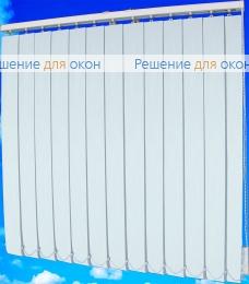 Жалюзи вертикальные ЖАККАРД БЛЭКАУТ белый от производителя жалюзи и рулонных штор РДО