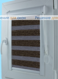 Уни Зебра  ГАННИ 4 от производителя жалюзи и рулонных штор РДО