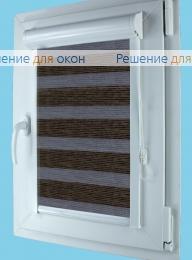 Вегас Зебра  ГАННИ 4 от производителя жалюзи и рулонных штор РДО