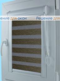 Уни Зебра  ГЛОС 9 от производителя жалюзи и рулонных штор РДО