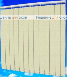Жалюзи вертикальные ХАНОЙ 02 кремовый от производителя жалюзи и рулонных штор РДО