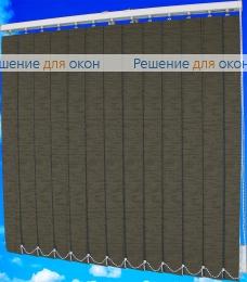Жалюзи вертикальные ХАНОЙ 31 венге от производителя жалюзи и рулонных штор РДО