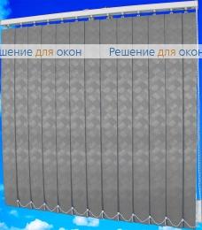 Жалюзи вертикальные ЖЕМЧУГ 031 серый от производителя жалюзи и рулонных штор РДО