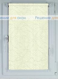 Рулонные шторы КОМПАКТ ДЖУНГЛИ Б/О 9224 от производителя жалюзи и рулонных штор РДО