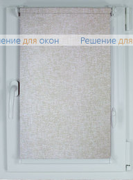 Рулонные шторы КОМПАКТ ЛИНО Б/О 9165 серый от производителя жалюзи и рулонных штор РДО