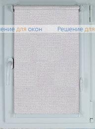 Рулонные шторы КОМПАКТ СКРИН СИЛЬВЕР 325, НГ 5% белый от производителя жалюзи и рулонных штор РДО