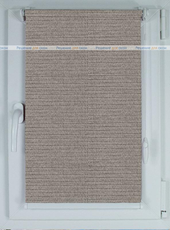 Рулонные шторы КОМПАКТ СКРИН СИЛЬВЕР 9103, НГ 5% темно-серый от производителя жалюзи и рулонных штор РДО