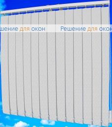 Жалюзи вертикальные КРЭШ 01 белый от производителя жалюзи и рулонных штор РДО