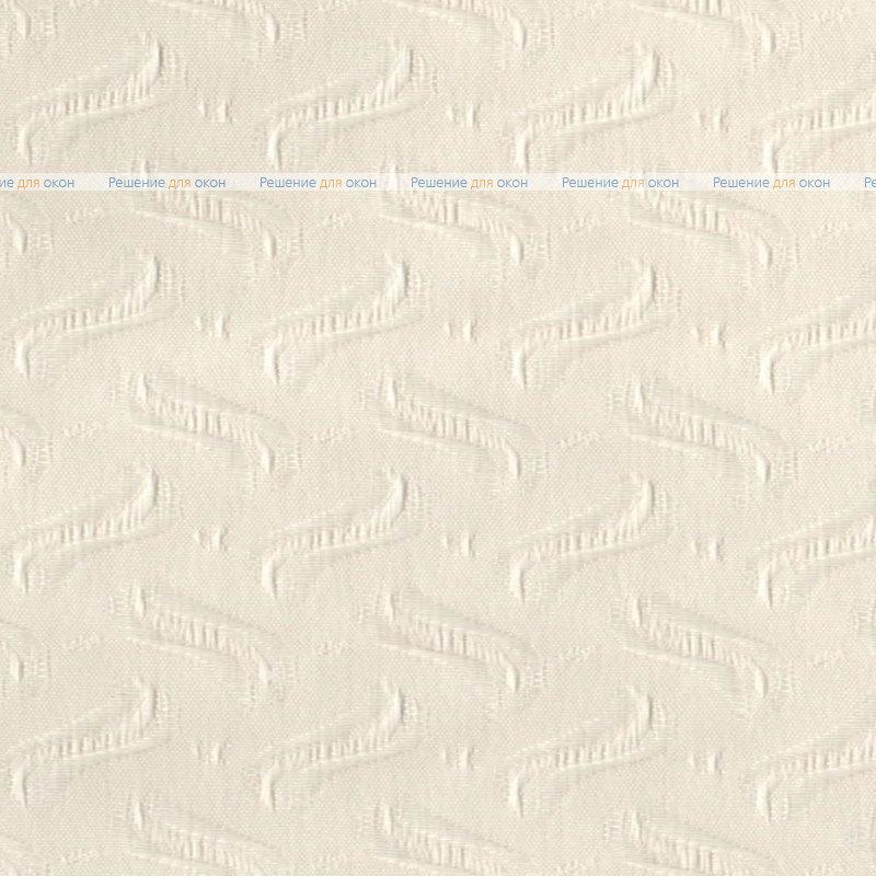 Вертикальные ламели ( без карниза ) КРЭШ 22 слоновая кость от производителя жалюзи и рулонных штор РДО