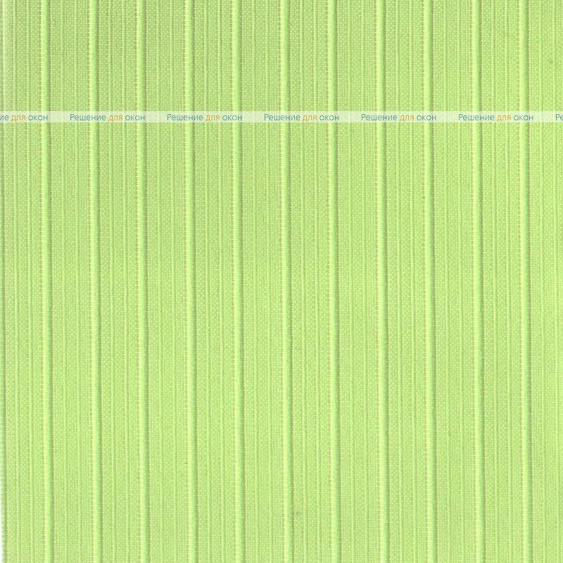 Вертикальные ламели ( без карниза ) ЛАЙН  080 зеленый от производителя жалюзи и рулонных штор РДО