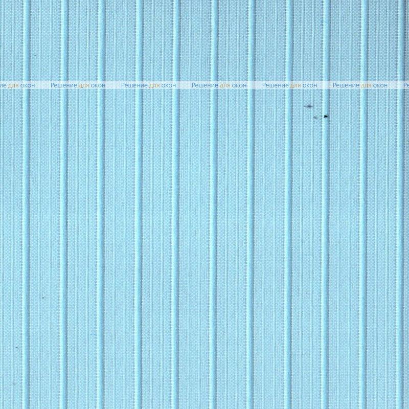 Вертикальные ламели ( без карниза ) ЛАЙН  101 голубой от производителя жалюзи и рулонных штор РДО