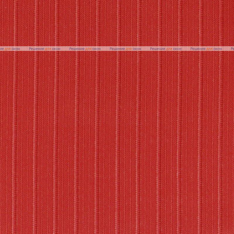 Вертикальные ламели ( без карниза ) ЛАЙН  4077 красный от производителя жалюзи и рулонных штор РДО