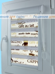 Уни Зебра  ЛАТТЕ от производителя жалюзи и рулонных штор РДО