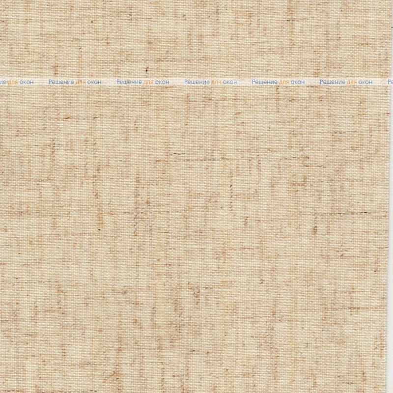 Вертикальные ламели ( без карниза ) ЛЕН блэкаут 29 бежевый от производителя жалюзи и рулонных штор РДО