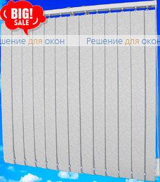 Жалюзи вертикальные ЛЕТО 01 белый от производителя жалюзи и рулонных штор РДО