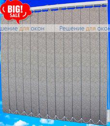 Жалюзи вертикальные ЛЕТО 30 коричневый от производителя жалюзи и рулонных штор РДО