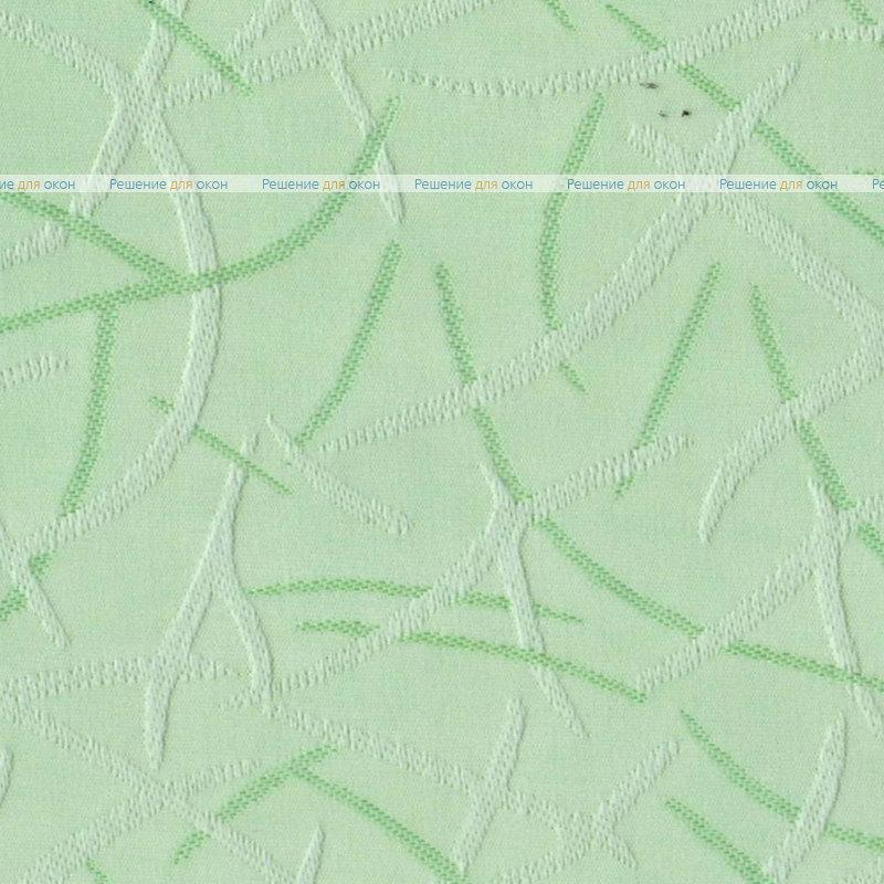 Вертикальные ламели ( без карниза ) ЛЕТО 93 зеленый от производителя жалюзи и рулонных штор РДО