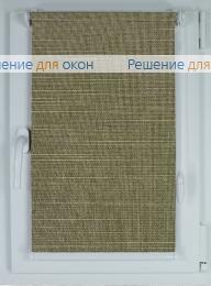 Рулонные шторы КОМПАКТ ЛИМА 7337 галечный от производителя жалюзи и рулонных штор РДО